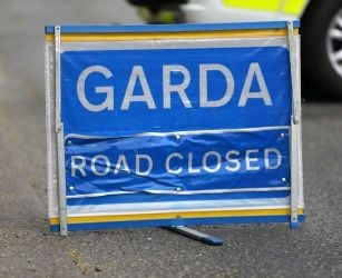 Woman dies following crash in...