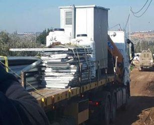 Seven EU-funded West Bank stru...