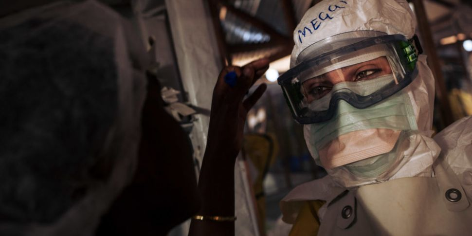 'Controlled trial' of Ebola tr...