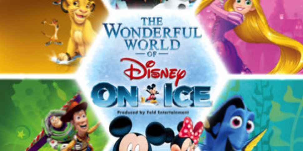 Win Disney on Ice tickets and...