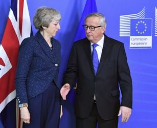 Junker not expecting Brexit br...