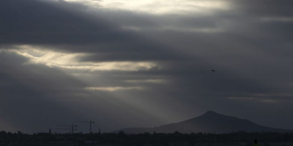 Friday's weather: Windy with o...