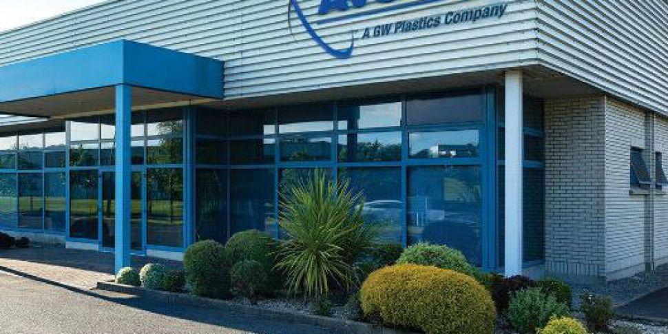 More than 200 new jobs at plastics firm in Sligo | Newstalk