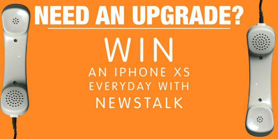 Need an upgrade? Win an iPhone...