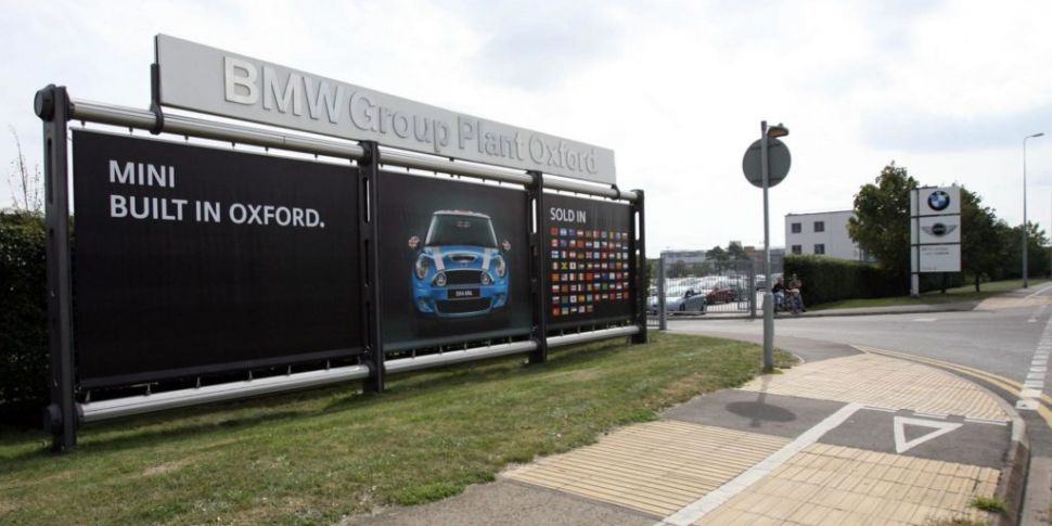 BMW may shift Mini production...
