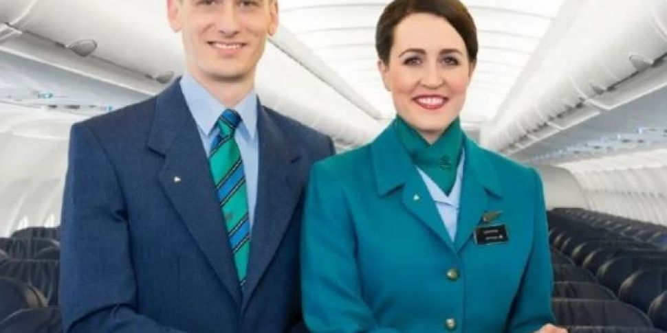 Aer Lingus cabin crew no longe...