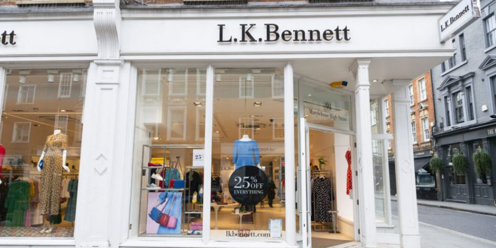 Retailer LK Bennett placed int...