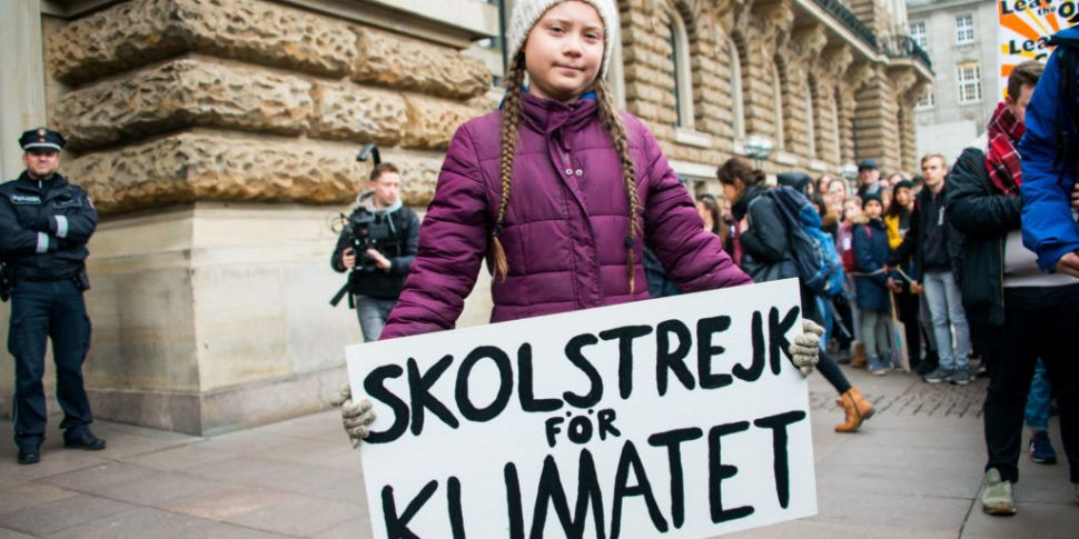 Image result for Greta Thunberg Nominated for Nobel Peace Prize for Climate Activism