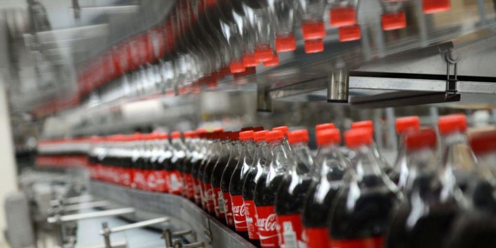 Coca-Cola reveals it produces...