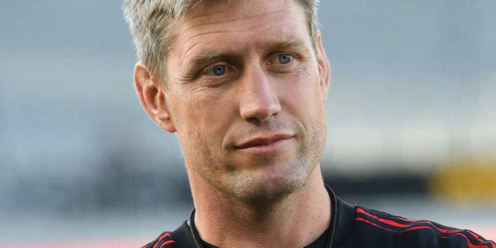 Ronan O'Gara describes shock i...