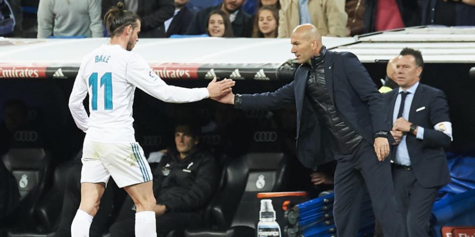 'Gareth Bale knows Zinedine Zi...
