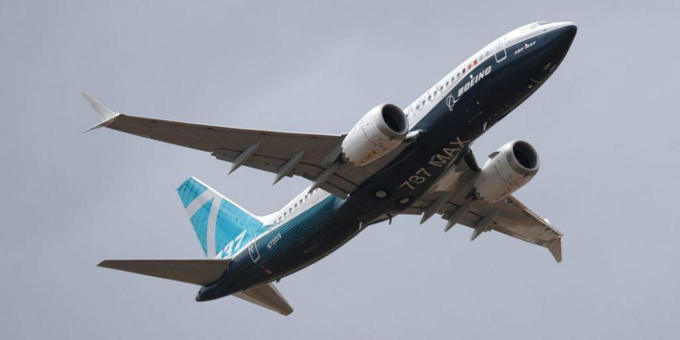 Boeing 737 MAX models suspende...