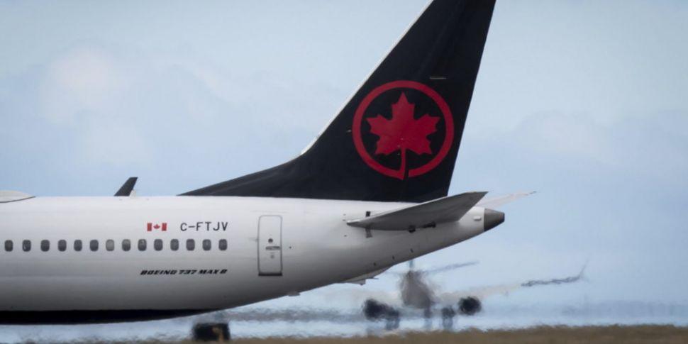 Boeing to ground global fleet...