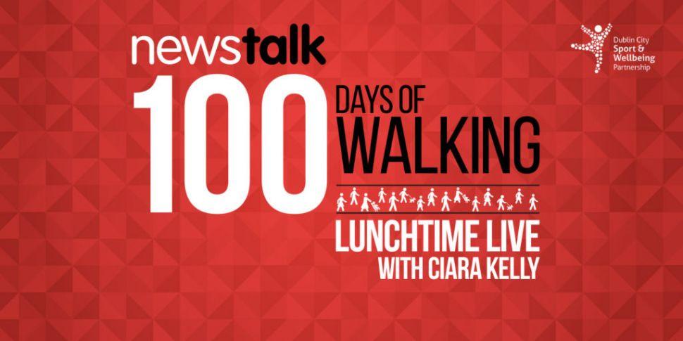 Newstalk's 100th Day of Walkin...