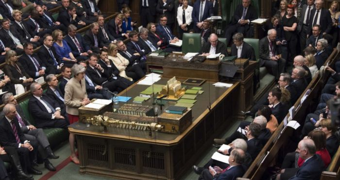 Evening top 5: MPs reject Brexit deal again; Climate committee report