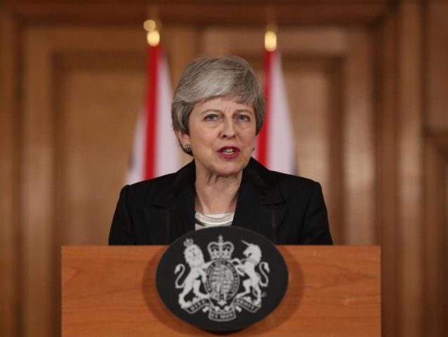 May claims MPs have done