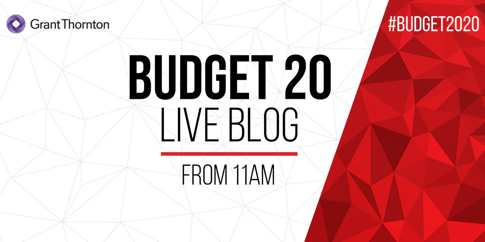 As It Happened Budget 2020: Do...