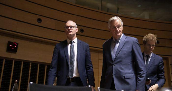 Barnier warns UK Brexit proposals not yet good enough