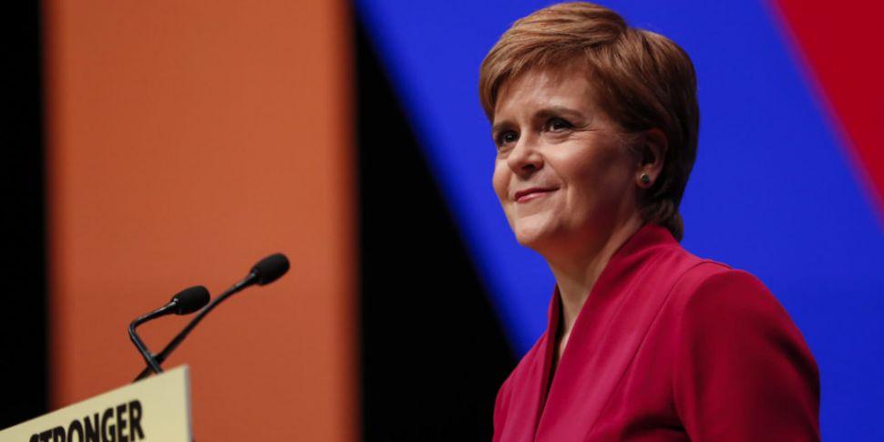 Sturgeon: Scotland has