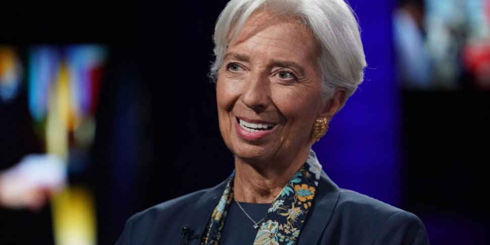 Christine Lagarde appointed pr...