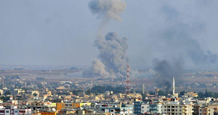 Irish officials meet Turkish ambassador over Syria military action