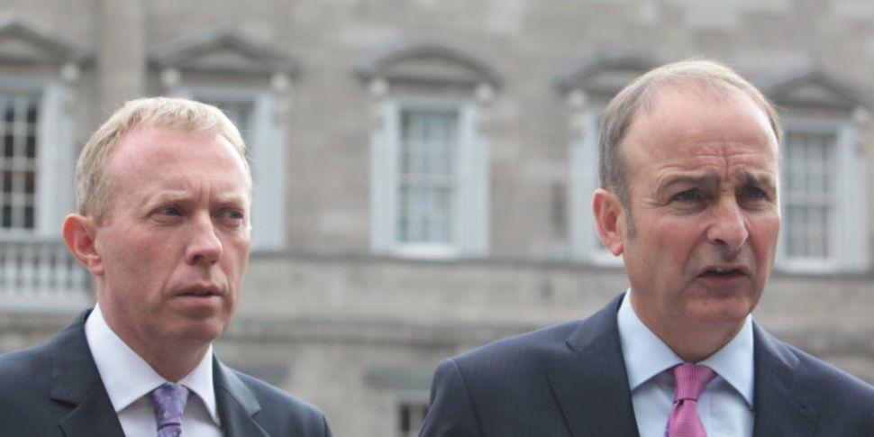 Martin asks two FF TDs to temp...