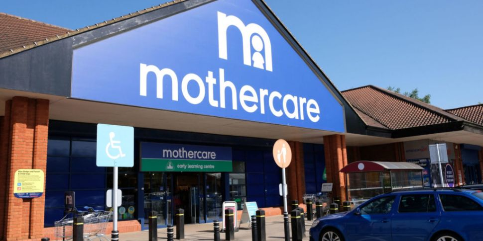 Mothercare UK enters into admi...
