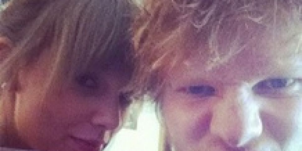 Taylor Swift and Ed Sheeran ge...