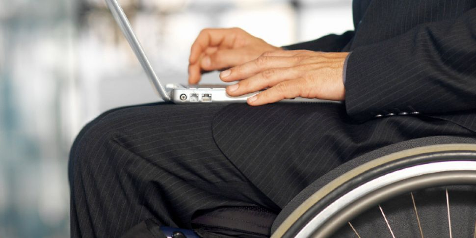 Disabled people over twice as...