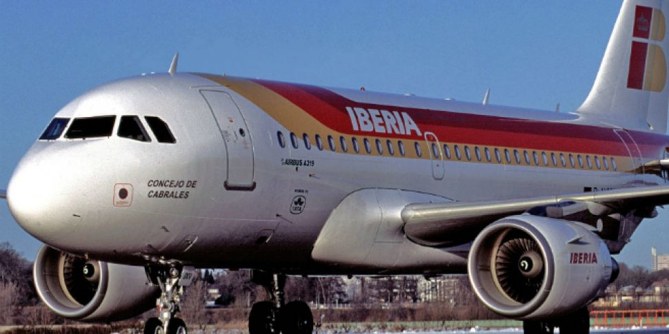 Iberia airline to cut 4,500 jo...
