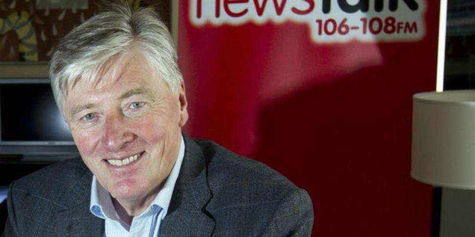 Pat Kenny joins Newstalk