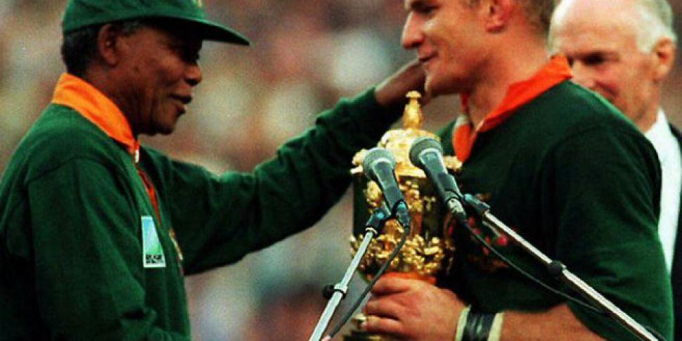 157abd68377 AUDIO: Pienaar remembers the importance of Nelson Mandela | Newstalk
