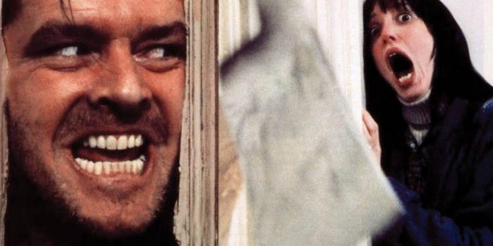 The Shining scene 'scienti...