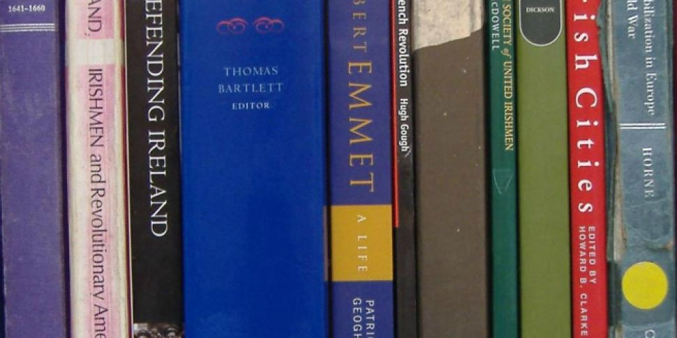 Books featured on Moncrieff la...