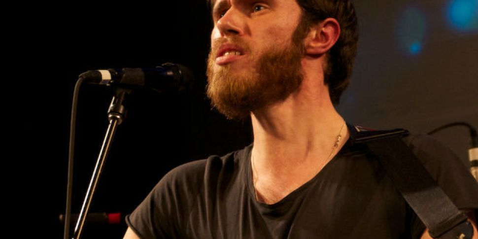 Irish singer James Vincent McM...