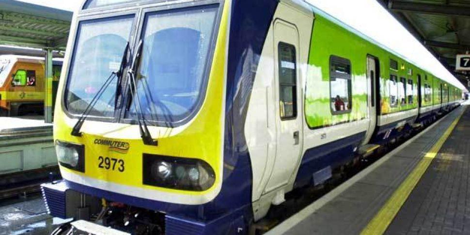 Irish Rail passengers warned o...