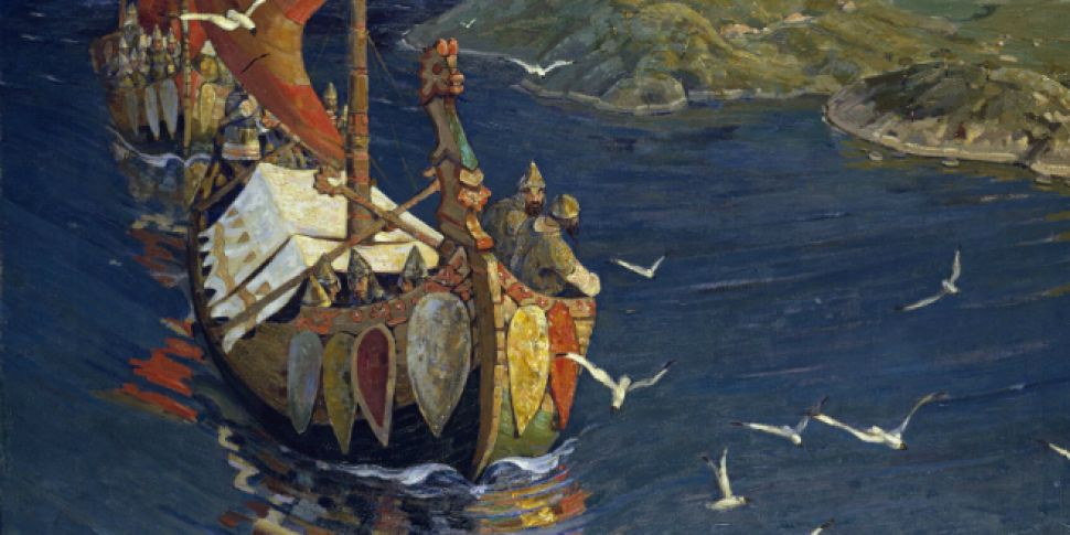 Did Vikings bring dry humour t...
