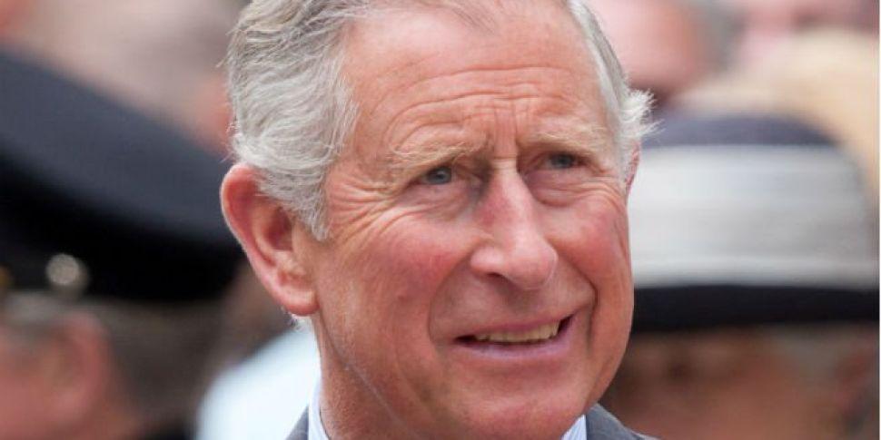 Britain's Prince Charles l...