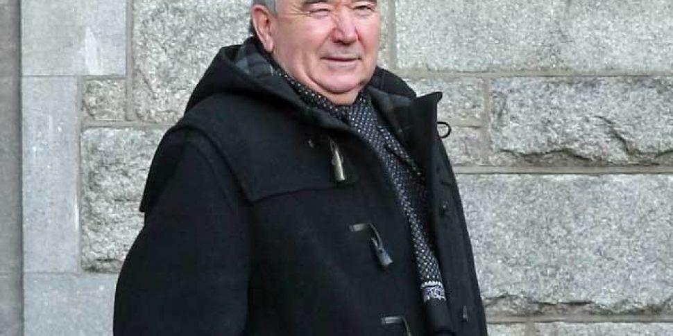 Businessman Harry Crosbie lodg...