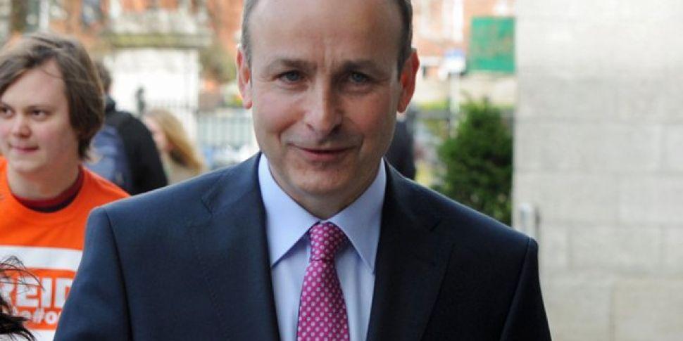 Martin attacks Sinn Féin over...