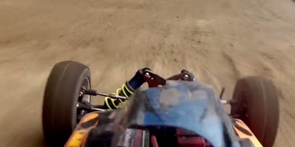 VIDEO: RC racing makes for some fast and furious GoPro