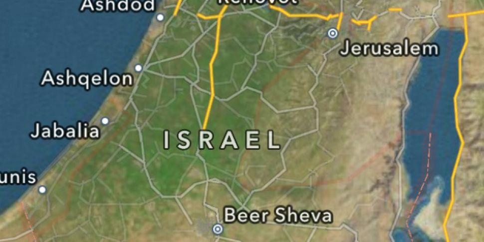 Palestinian man killed by Israeli forces in Gaza | Newstalk