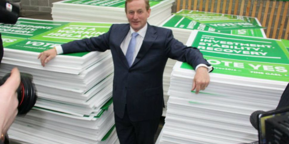 Enda Kenny will be at South by...