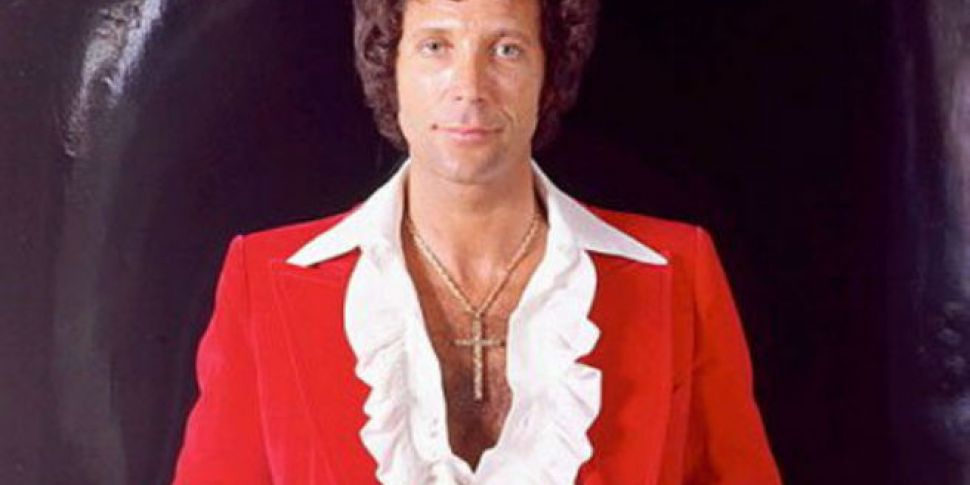 Did Tom Jones really once insure his chest hair for £3 5m