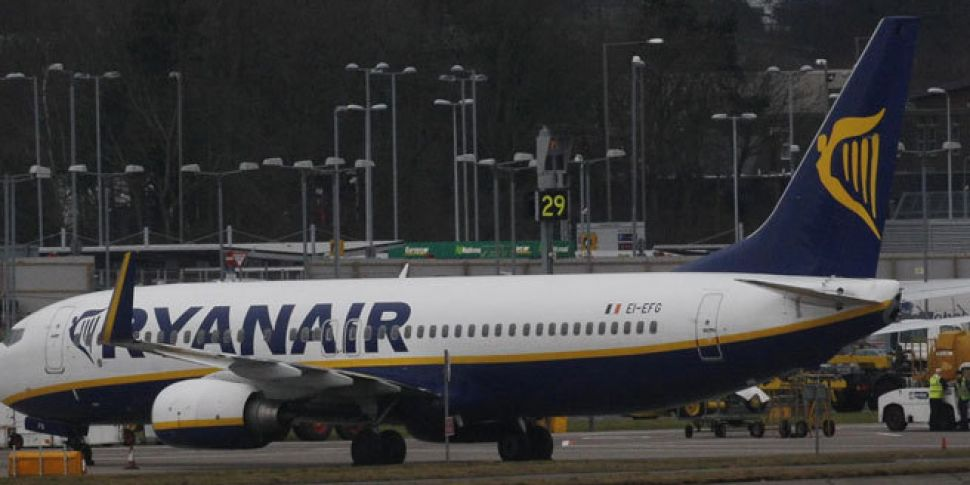 Ryanair changes to remove seco...