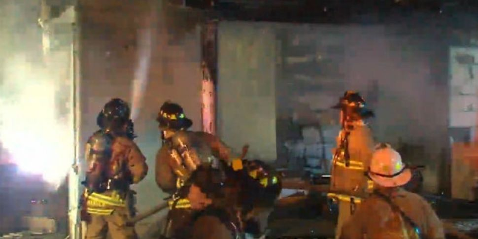 Family home burnt in attempt t...