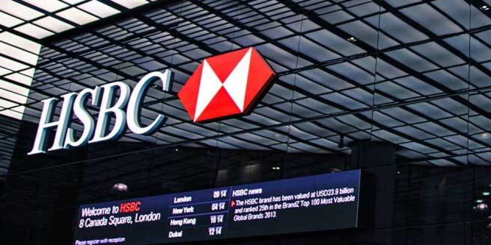 HSBC chief explains why he had a Swiss bank account | Newstalk