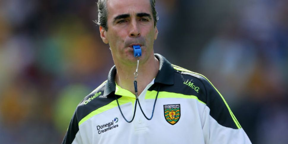 Jim McGuinness on Celtic, bein...