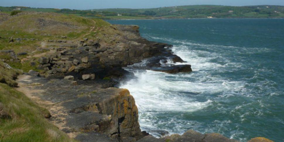 Earthquake hits in Irish Sea