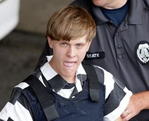 Charleston shooting suspect ma...